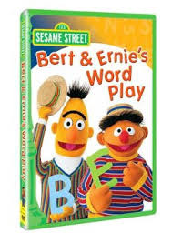 Bert and Ernie's Word Play